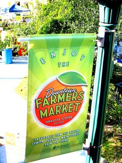 Sarasota Downtown Farmers Market