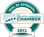 Chamber seal of approval